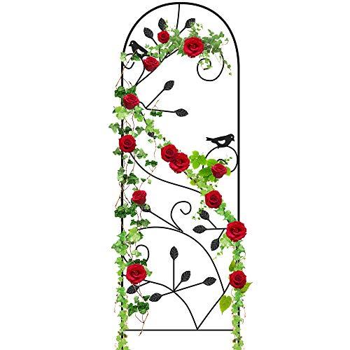 Arch Raised Panel - Amagabeli Garden Trellis for Climbing Plants 46