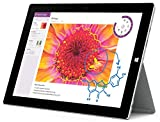 Microsoft Surface 3 7G6-00001 10.8 Inch 128 GB SSD Tablet (Silver)