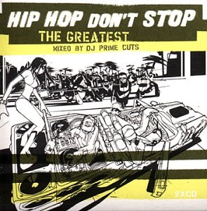 Hip Hop Don't Stop by EMI Import