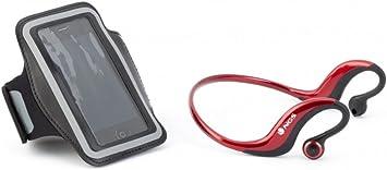 NGS Sport Artica Auriculares de contorno de cuello Bluetooth