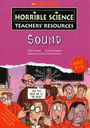 Sound (Horrible Science Teachers' Resources)