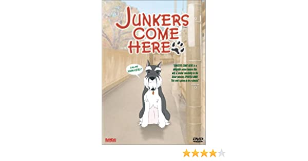 Amazon Junkers Come Here Artist Not Provided Movies TV