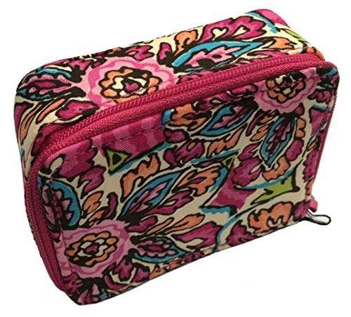 Case Sunburst - Vera Bradley Travel Pill Case (Sunburst Floral)