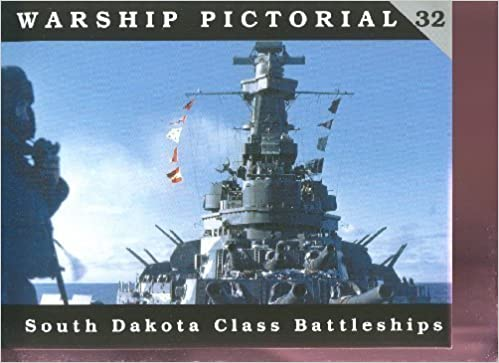 Book Warship Pictorial No. 32 - South Dakota Class Battleships by Steve Wiper (2009-05-03)