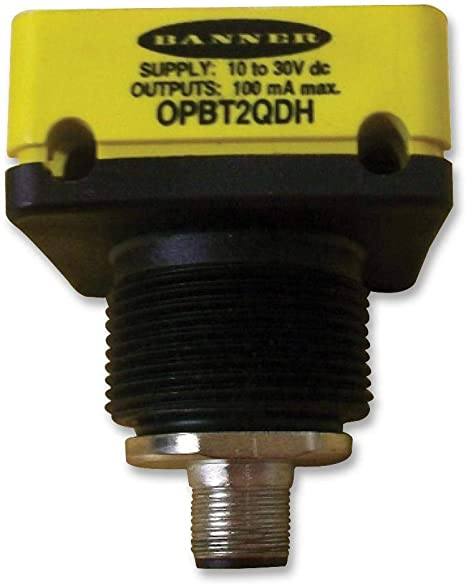 Omni-Beam Power Block NEW OPBT2QDH 27189 Banner