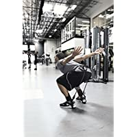 SKLZ Hopz 2.0 Vertical Jump Trainer, color negro/gris