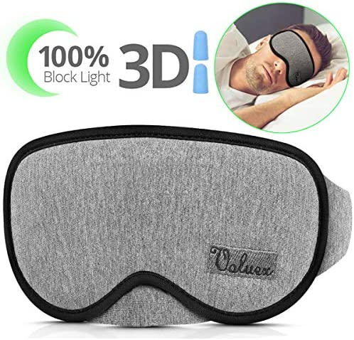 VOLUEX Breathable Adjustable Contoured Blindfold product image