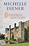 Front cover for the book Dangerous Sanctuary by Michelle Diener