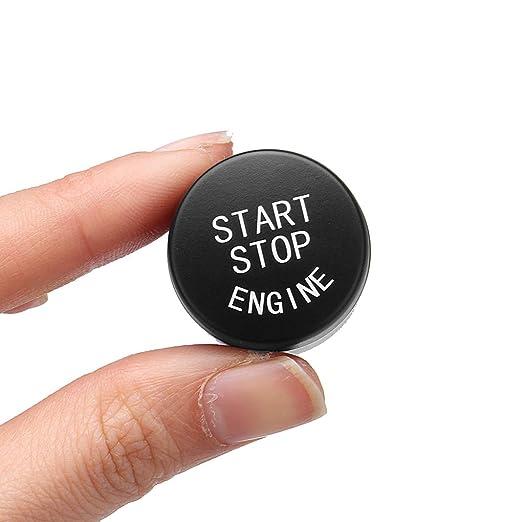 Auto & Motorrad: Teile Neue Start Stop Motor Schalter Abdeckung Für BMW 5 6 7 F01 F02 F10 F11 F12