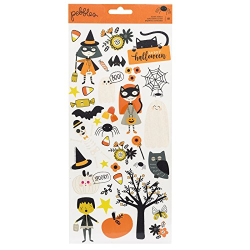 - Pebbles 733907 Stickers, Multicolor