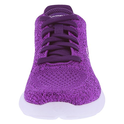 Activate Women's Runner Knit Champion Purple Power S4qwwHx