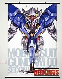 Home Decor Japanese Anime Bandai HGIF Gundam Seed Destiny LAUNCHER STRIKE Poster Wall Scroll Sexy Cosplay 24.5x34.5 Inches -P128003c001