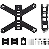 RCmall Carbon Fiber 210 Mini FPV Racing Quadcopter Drone Frame Kit like QAV250