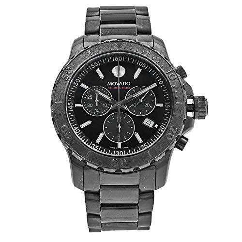 Movado Series 800 Quartz Male Watch 2600119 (Certified Pre-Owned)
