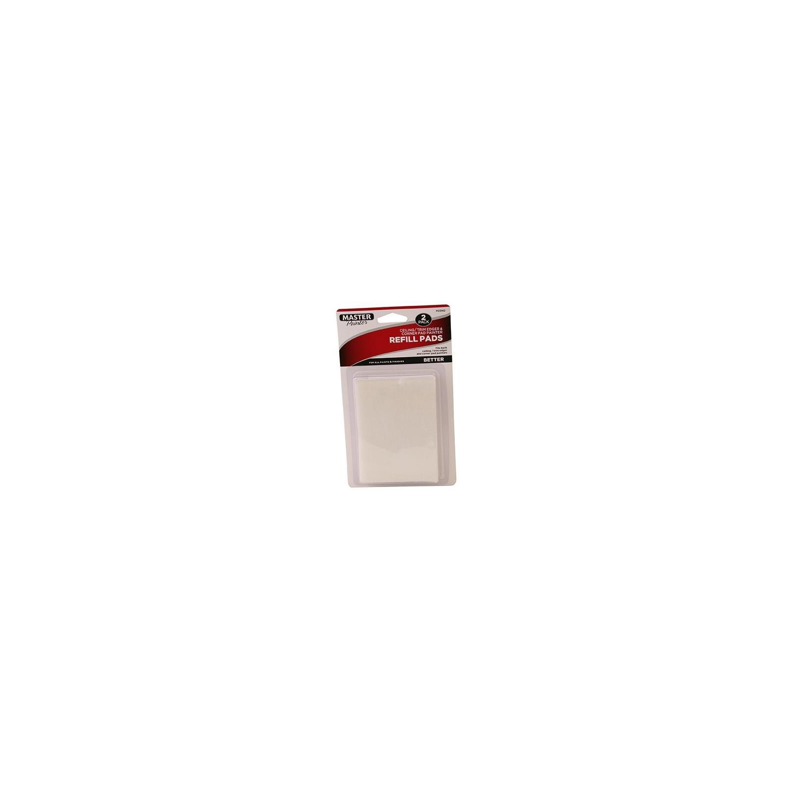 True Value Applicators 70111TV Paint Edger & Corner Painter Refill Pads, 2-Pk. - Quantity 12 by True Value Hardware