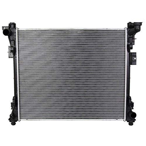 Klimoto Brand New Radiator fits Chrysler Town & Country Dodge Grand Caravan Volkswagen Routan 3.6L 3.8L 4.0L V6 CH3010345 4677751AA 4677755A 4677755AE 4677755AE ()