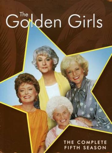 Amazoncom The Golden Girls Season 5 Beatrice Arthur Rue