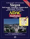 ADAC Stadtatlanten, Großraum Siegen
