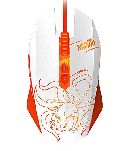 Bong Buy Gaming Mouse USB Wired Mice 4000DPI-10400DPI 7 Programable Button /Upgraded Six-Color Back Photoelectric Competing Gaming Mouse (Limited Edition)
