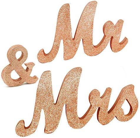 Awtlife Glitter Letters Vintage Decoration product image
