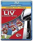 Super Bowl LIV Champions: Kansas City Chiefs [Blu-ray]