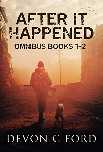 After it Happened Omnibus - Parts 1 and 2 (English Edition)