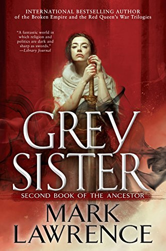 Grey Sister (Book of the Ancestor) cover