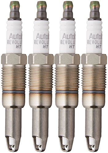 Price comparison product image Autolite HT15-4PK Platinum High Thread Spark Plug,  Pack of 4