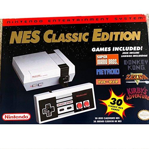 NES Classic nintendo entertainment system