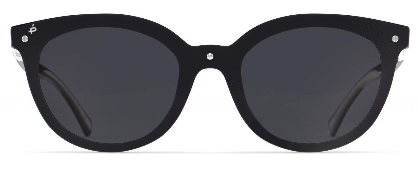 PRIVÉ REVAUX Places We Love Collection''The Casablanca'' Polarized Designer Cat-Eye Sunglasses RandM Colab