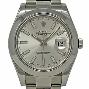Rolex Datejust II swiss-automatic male Watch 116300 (Certified Pre-owned)