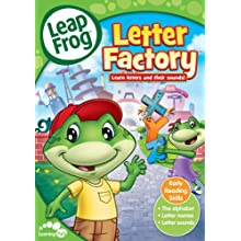 LeapFrog: Letter Factory (2009)