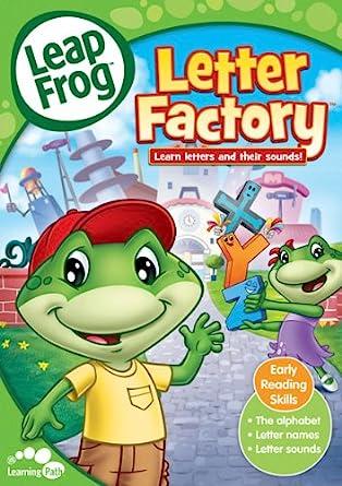 Amazon.com: LeapFrog: Letter Factory: Ginny Westcott, Roy Allen