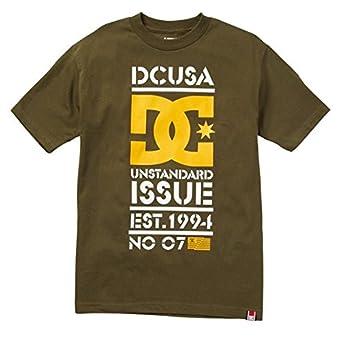 a2f3f6b69095f DC Mens Rob Dyrdek Issue Short-Sleeve Shirt