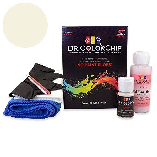 Dr. ColorChip Toyota Highlander Automobile Paint - Blizzard Pearl Tricoat 070 - Standard - Blizzard Dr
