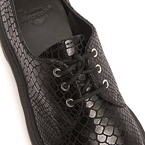 Black Shoes Unisex 1461 Dr up Martens Lace qnSaBT