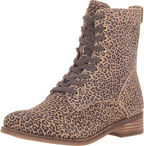Lucky Brand Women Hestawn Boot, Eyelash, 9 M US