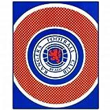 Official Rangers FC Fleece Blanket or Throw