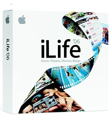 Apple iLife '06 (Mac DVD) [OLD VERSION] (Apple Imovie Software)