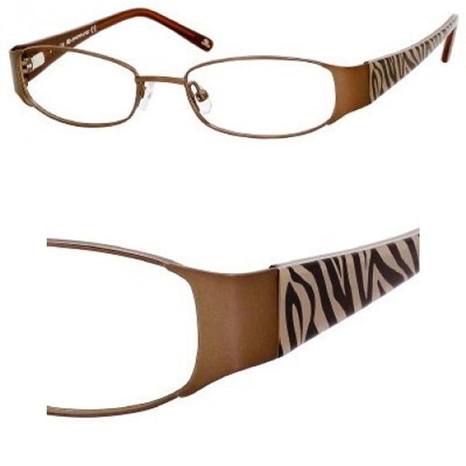 JLO Montura gafas de ver 242 0TY6 Marrón 49MM: Amazon.es: Ropa y ...