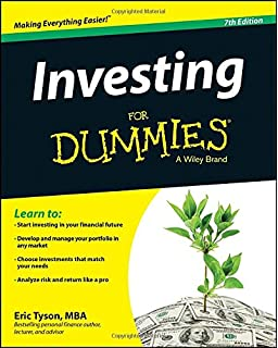 Webberton investments for dummies top investment banks 2021 movies