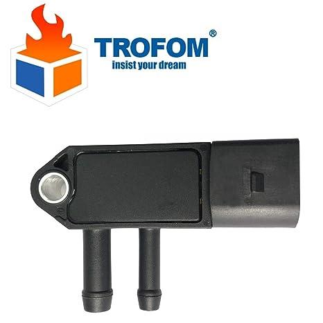 BOSCH Exhaust Pressure Sensor FOR VW TRANSPORTER AUDI A3 A4 A6 A8 Q7 CADDY