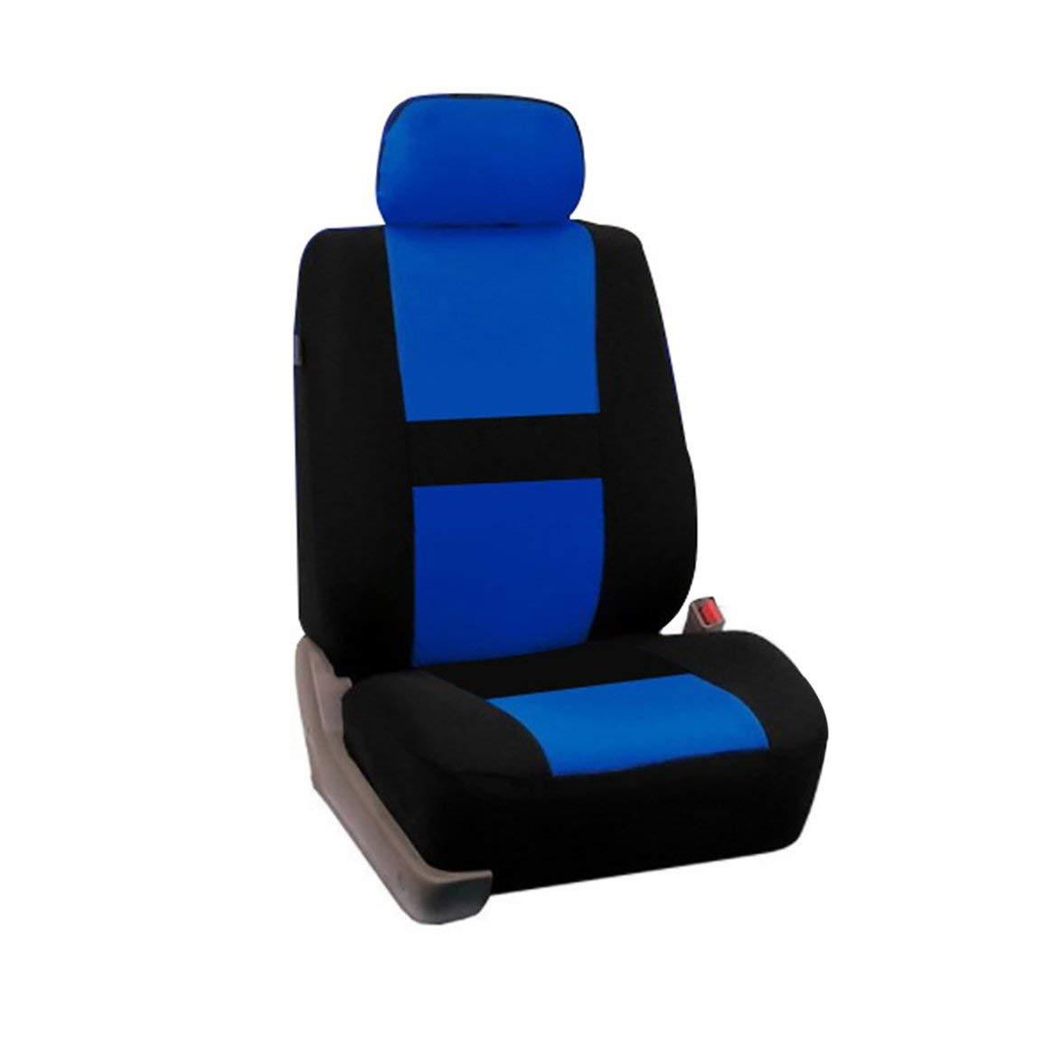 Garciayia A Tipo coprisedile per Auto Completo Universale Fit Accessori Interni Car Styling Colore: Blu