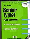 Senior Typist, Jack Rudman, 0837307309
