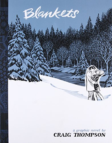 Blankets: A Graphic Novel por Craig Thompson