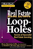 Real Estate Loopholes, Diane Kennedy and Garrett Sutton, 0446691356