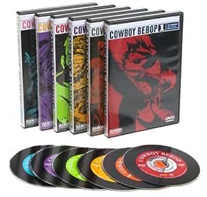 Cowboy Bebop Complete Sessions Vol. 1-6 Collection