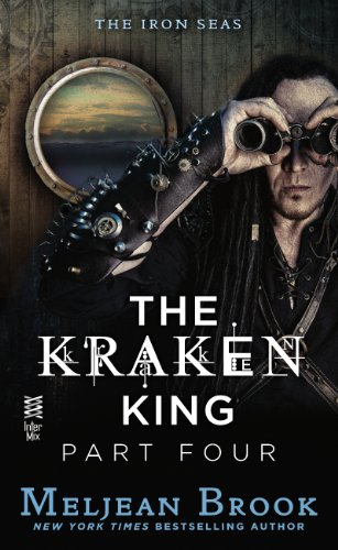 book cover of The Kraken King and the Inevitable Abduction