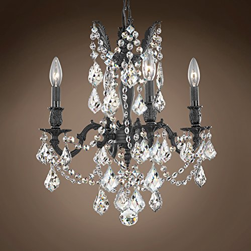 (Joshua Marshal 701578-002 - Traditional Versailles 4 Light 17