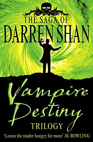 Vampire Destiny Trilogy - APPROVED